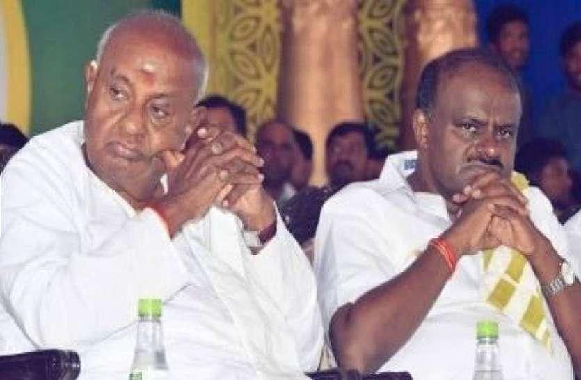 कर्नाटक: दिलचस्प मोड़ पर पहुंच गया है कांग्रेस-जेडीएस गठबंधन और भाजपा के बीच सियासी जंग