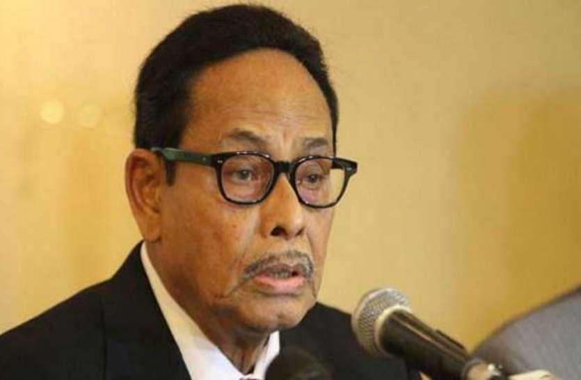 बांग्लादेश के पूर्व राष्ट्रपति एच.एम इरशाद का निधन, लंबे समय से चल रहे थे बीमार