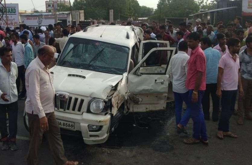 सांचौर के हिट एंड रन मामले में ये कह रही पुलिस...पढ़ें पूरी खबर
