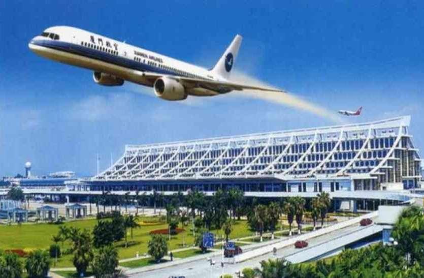 कल से इंटरनेशनल होगा इंदौर एयरपोर्ट, सरहद पार करेगी दुबई की पहली उड़ान