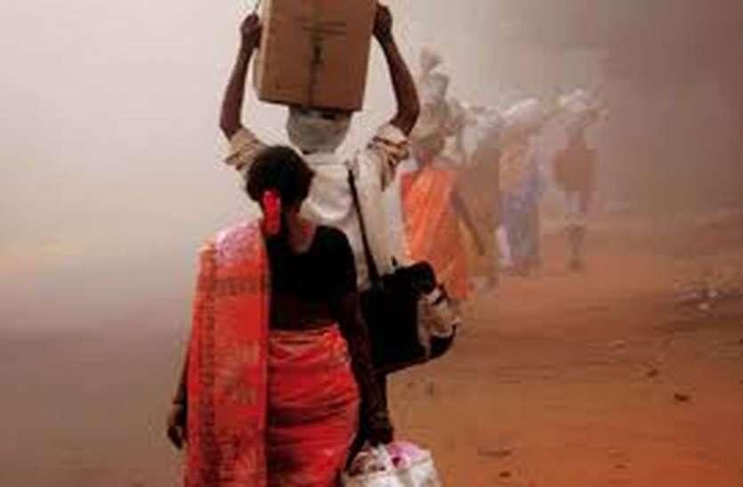 surat news सूरत की 12 घंटे की नौकरी नहीं आ रही रास युवाओं को