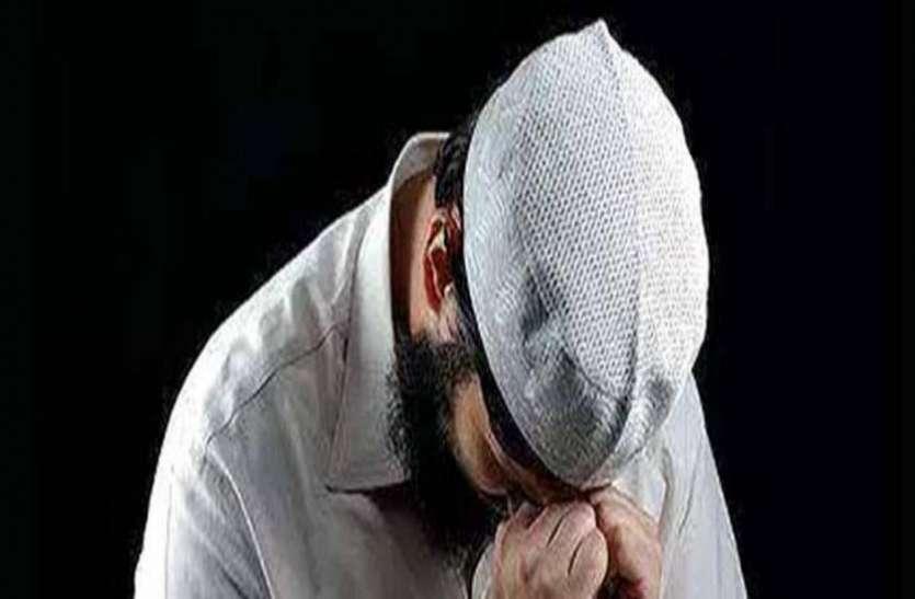 मस्जिद के इमाम की कथित तौर पर युवकों ने दाढ़ी नोंची, 'जय श्री राम' कहने को किया मजबूर