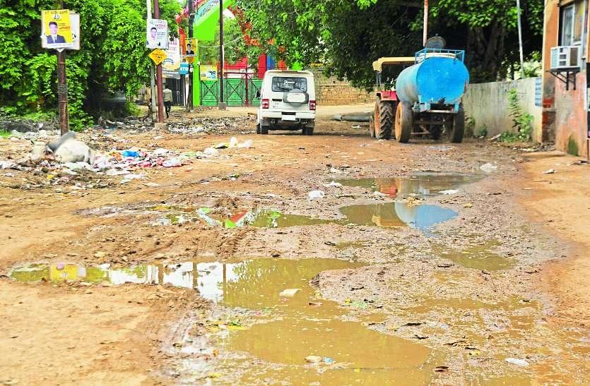 malaria and dengue spread in gwalior in monsoon season