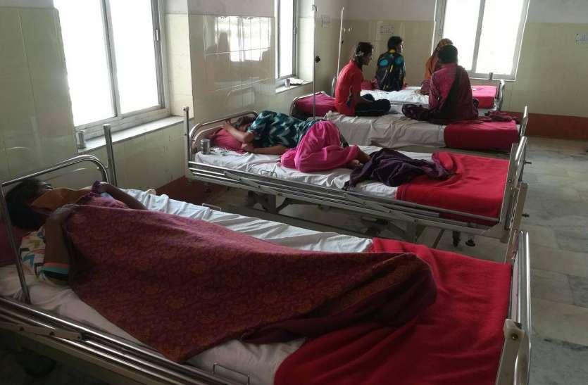 एकलव्य आवासीय छात्रावास में 11 बालिकाओं की तबीयत बिगड़ी