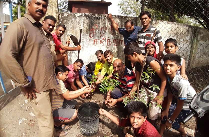 hindi mews in chennai राजस्थान पत्रिका का हरित प्रदेश अभियान
