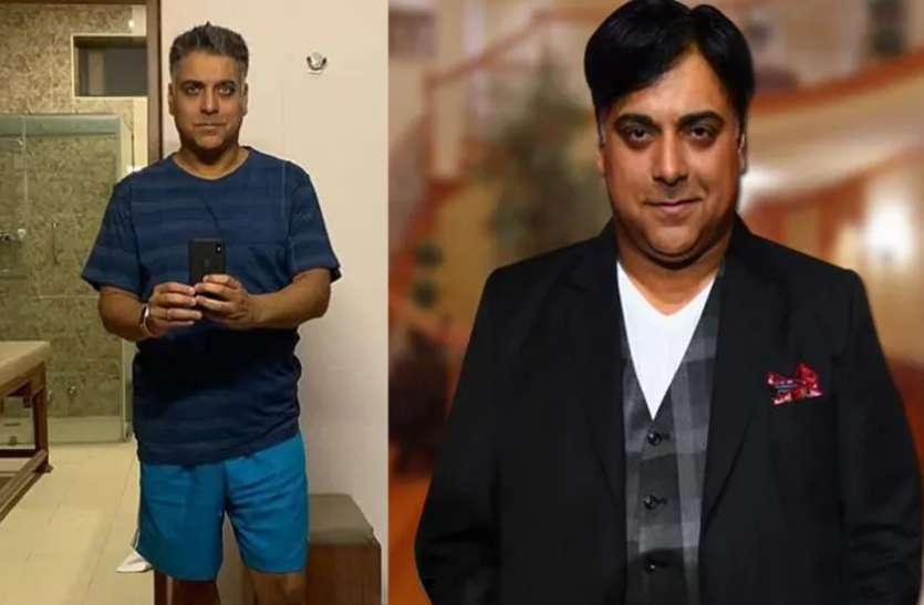 Tv Star Ram Kapoor 130 Kg Weight Loss Full Diet Plan - 16 घंटे तक भूखे रहते थे राम कपूर, इस डॅायट प्लॅान को फॅालो कर घटाया 130 किलो वजन | Patrika News