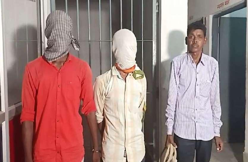 चतरा: टीएसपीसी के 2  हार्डकोर नक्सली को पुलिस ने किया गिरफ्तार