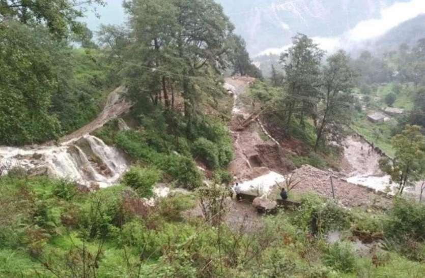 पाकिस्तान में बादल फटने से 22 लोगों की मौत, कई लापता