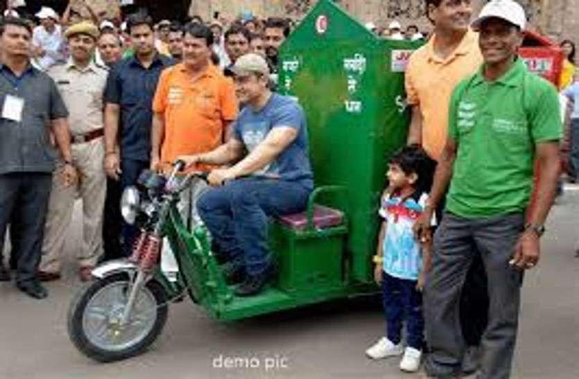 आमिर खान ने सांसद गजेंद्रसिंह शेखावत की मौजूदगी में जोधपुर के लिए दिया था नारा