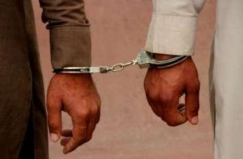 वाहन चोरों का बड़ा गैंग गिरफ्तार, देखें वीडियो