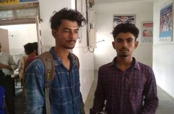 5 रुपए के लिए पॉलीटेक्निक के 3 छात्र और दुकानदारों के बीच हो गई सिर-फुटौव्वल, ये था मामला