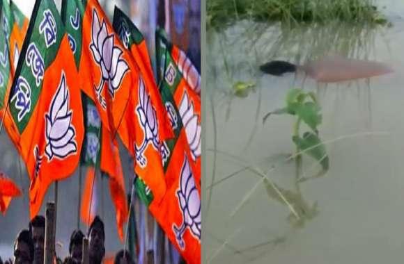 राजनीति की सबसे बड़ी खबर, भाजपा नेता की आंख फोड़कर दर्दनाक हत्या, जानकारी से पार्टी में मचा हड़ंकप