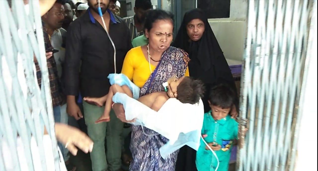पढ़े, सरकारी अस्पताल में खत्म हुई ऑक्सीजन तो बच्ची को बचाने खरीदकर लाए