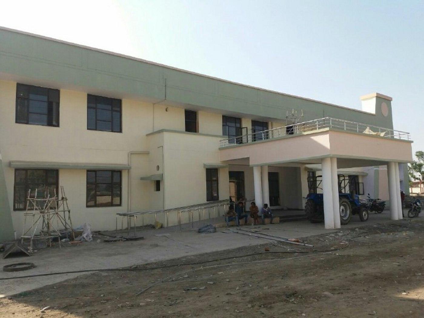 आज से केंद्रीय विद्यालय की नई बिल्डिंग में पढऩे जाएंगे छात्र