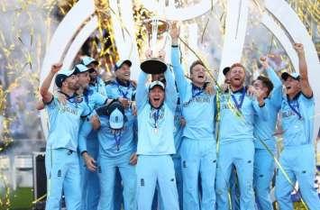 विश्व चैंपियन इंग्लैंड को मिले 28 करोड़ रुपए, रोहित शर्मा ICC के 'गोल्डन बैट' से सम्मानित