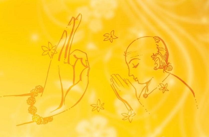 गुरुपूर्णिमा 2019 :  चन्द्रग्रहण से पहले मंदिरों में शुरू हुई गुरु पूजा, शाम 4.30 बजे से ग्रहण का सूतक