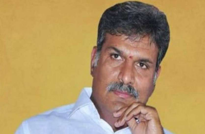 आंध्र प्रदेश: TDP सांसद केसिनेनी श्रीनिवास ने दी पार्टी छोड़ने की धमकी
