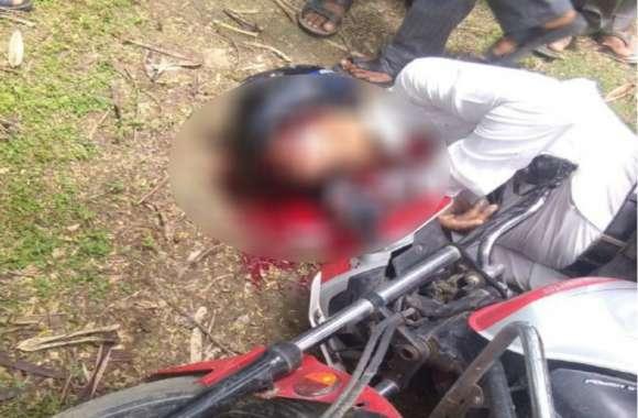 यूपी के प्रतापगढ़ में विश्व हिंदू परिषद के जिलाध्यक्ष की गोली मारकर हत्या