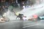 VIDEO: केरल में ABVP-BJP कार्यकर्ताओं का प्रदर्शन, पुलिस ने काबू पाने के लिए किया पानी का इस्तेमाल