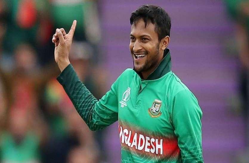 ICC May Be Ban Shakib Al Hasan Before India Tour - भारत ...