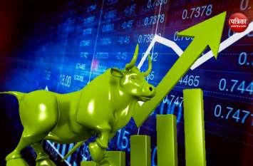 सप्ताह के पहले कारोबारी दिन बाजार में दिखी खरीदारी, सेंसेक्स 160 अंक और निफ्टी 35 अंक चढ़कर हुई बंद