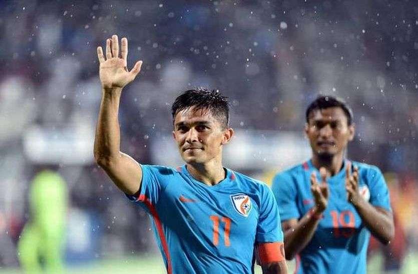 इंटरकॉन्टिनेंटल कप : सीरिया के खिलाफ सम्मान बचाने के लिए उतरेगी भारतीय फुटबॉल टीम
