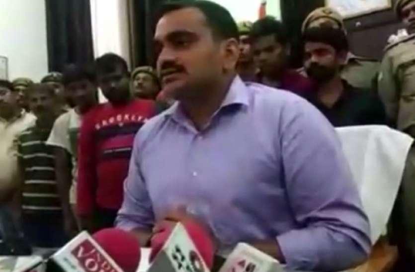 श्री राम जानकी मंदिर से गायब 6 अष्टधातु मूर्तियों को पुलिस ने किया बरामद, शातिर चोर गिरफ्तार