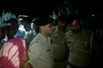 Video: Ghaziabad Police करती रही एनकाउंटर, बदमाश कर गए महिला ग्राम प्रधान के बेटे की हत्या