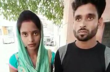 Video: इलाहाबाद हाईकोर्ट में अजितेश से मारपीट, मुरादाबाद में दलित युगल ने लगाई सुरक्षा की गुहार