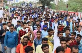 चूरू हिरासत में मौत और गैंगरेप प्रकरण: सड़कों पर विरोध-प्रदर्शन के चलते भारी जाब्ता तैनात, राजस्थान बंद की चेतावनी