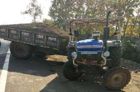 जिले में काबू से बाहर बजरी माफिया