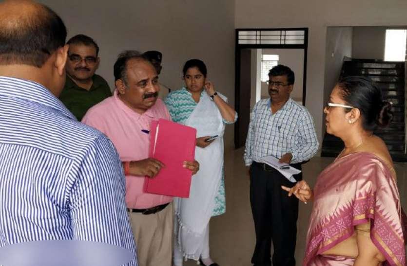 प्रभारी सचिव एवं पीएस हेल्थ पल्लवी जैन ने टटोली जिले की नब्ज, हेल्थ पर रहा पूरा फोकस
