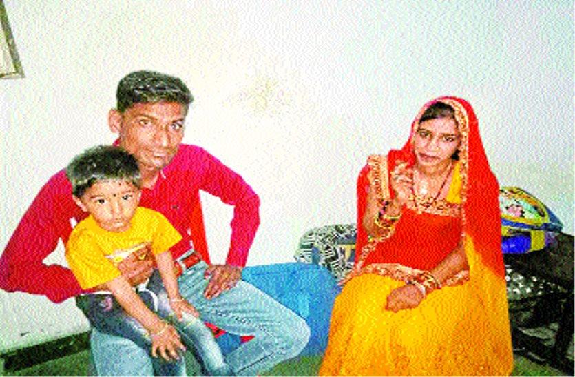 बेटी की मौत के बाद पिता ने दामाद को बेटा मान करवाई शादी