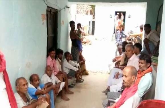 किसान ने की आत्महत्या, परिजनों ने सींचपाल पर लगाया रिश्वत लेने का आरोप