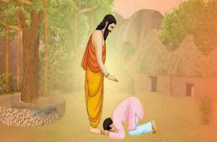 Guru Prunima: यह गुरु हैं जरा हटके, खुद देख नहीं सकते लेकिन बच्चों का जीवन कर रहे रोशन