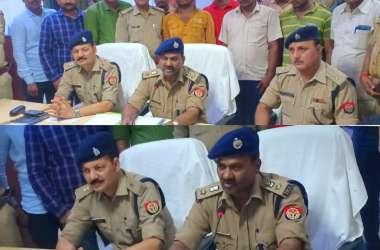 पेट्रोल पंप कर्मी के साथ लूट की घटना में कानपुर के दो अभियुक्त सहित तीन गिरफ्तार