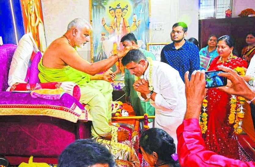 गुरु पूर्णिमा : गोविंद के पहले गुरु का पूजन