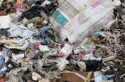 Medical waste:  देवहा नदी के किनारे मिला अस्पताल का कचरा