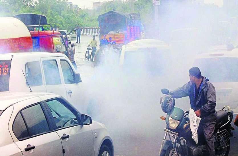 मध्य प्रदेश में इस जिले की हवा है सबसे ज्यादा प्रदूषित