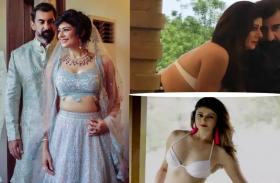 शादी के तुरंत बाद पूजा बत्रा ने कराया ऐसा बोल्ड फोटोशूट, देखें तस्वीरें