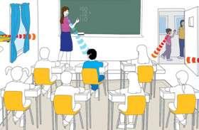 ये शिक्षक आठ साल से नहीं गए स्कूल, बैठ रहे दूसरे विभागों में