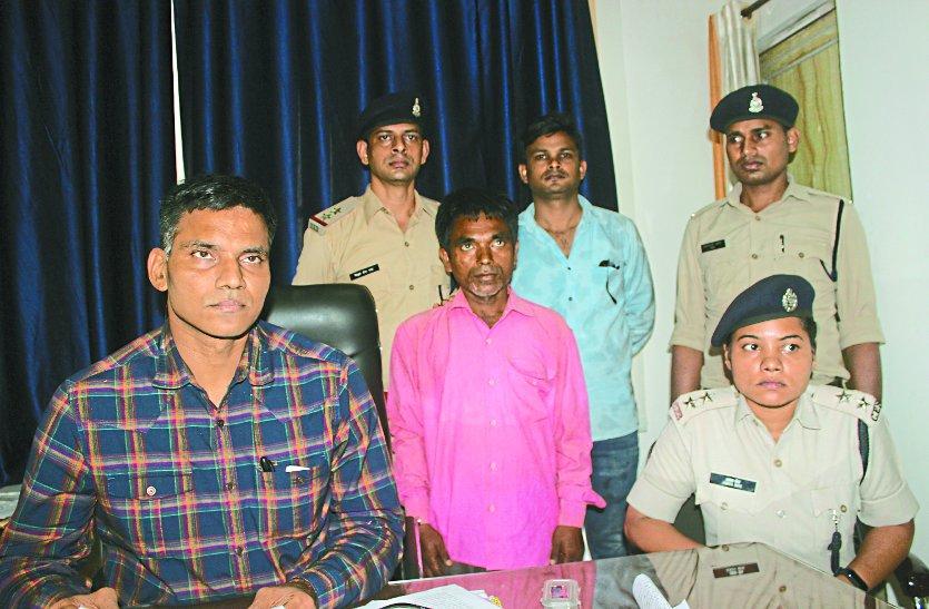 रायपुर से मिली नाबालिग तो हुआ अपहरण का खुलासा, फिर लड़की ने बताया लम्बे समय से कर रहा था दुष्कर्म
