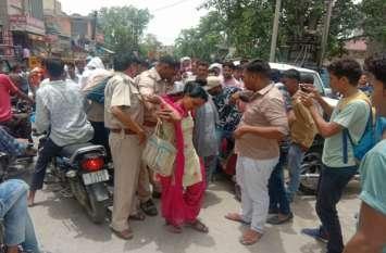 तीन महिलाओं ने चुराए 45 हजार रुपए, बहादुर बेटी ने पीछा कर तीनों को पकड़ा, रुपए किए बरामद