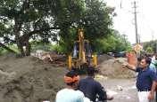 सभासद की शिकायत पर एसडीएम ने कब्जामुक्त करायी कब्रिस्तान की जमीन
