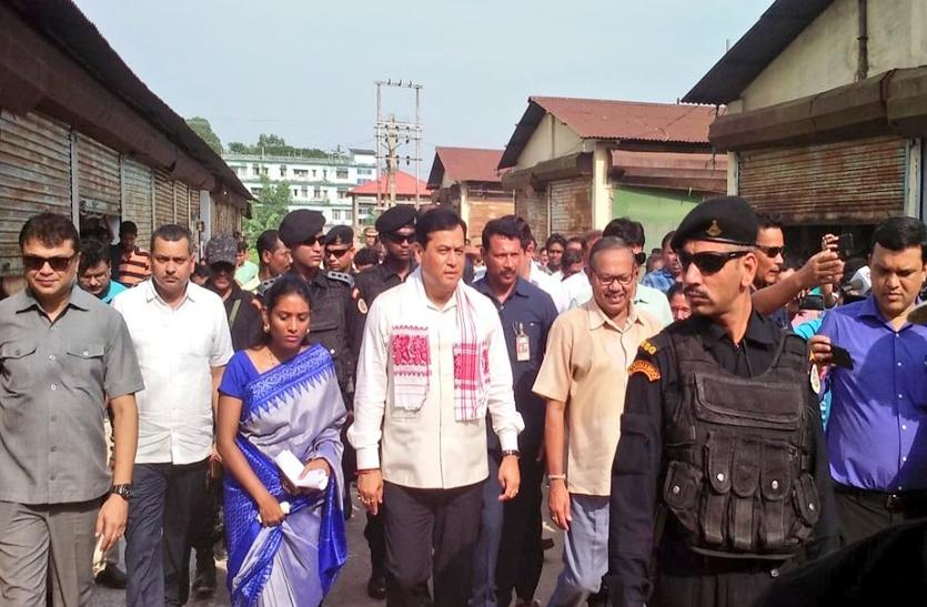 Assam Flood Live Update