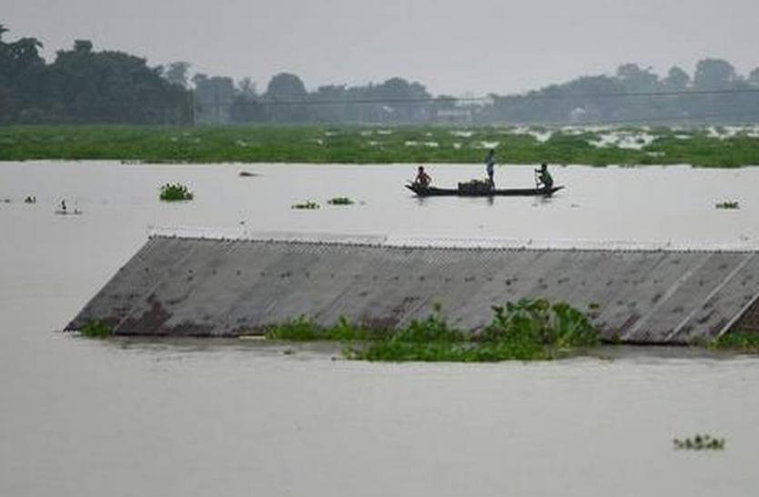 Assam Flood Situation
