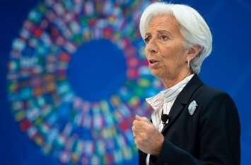 IMF Chief क्रिस्टीन लेगार्द ने पद से दिया इस्तीफा, यूरोपीयन सेंट्रल बैंक की बनेगी अध्यक्ष