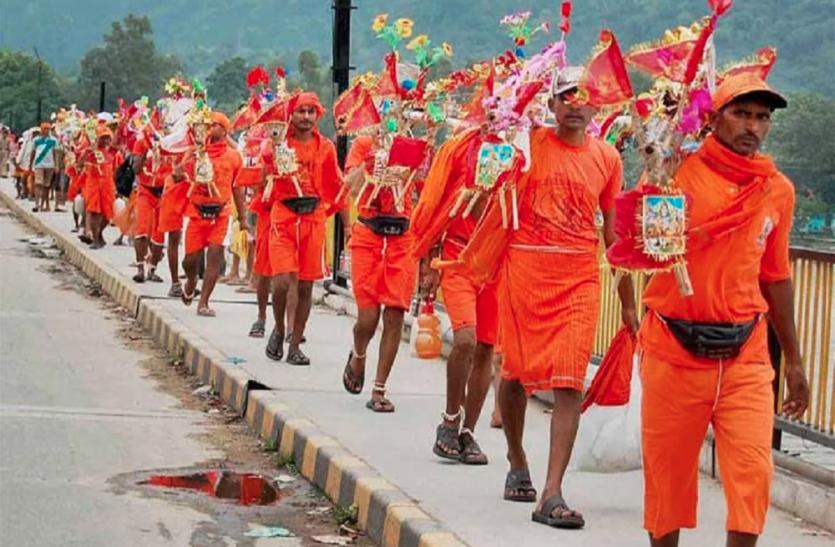 कांवड़ यात्रा के चलते तीन दिनों तक बंद रहेगा लखनऊ-गोरखपुर फोरलेन, इन रास्तों का करें प्रयोग
