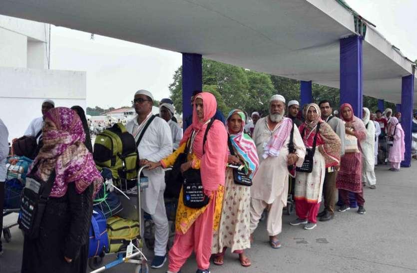 Hajj Yatra 2019 गुजरात से इस साल आठ हजार यात्री जाएंगे हज पढऩे