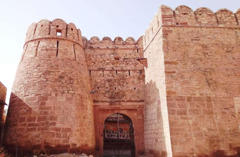 फलोदी के प्राचीन किले का होगा संरक्षण, पर्यटन को मिलेगा बढ़ावा